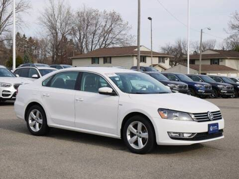 2015 Volkswagen Passat for sale at Park Place Motor Cars in Rochester MN