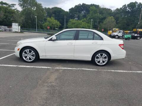 2009 Mercedes-Benz C-Class for sale at B&B Auto LLC in Union NJ