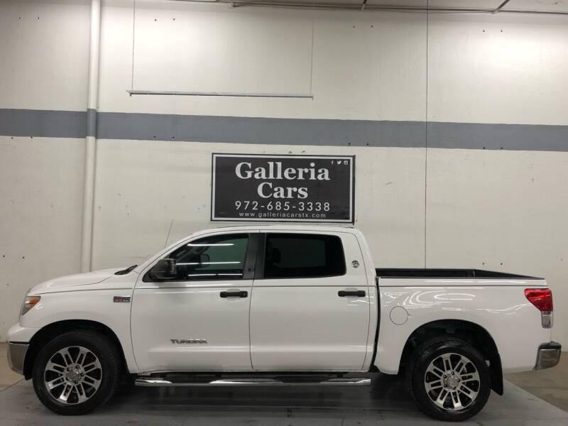 2013 Toyota Tundra for sale at Galleria Cars in Dallas TX