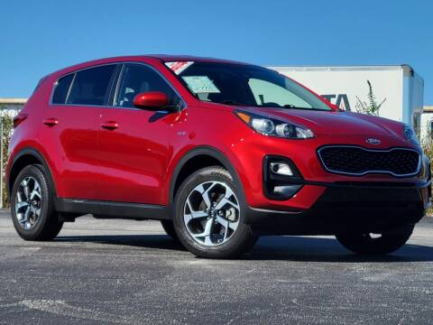 2020 Kia Sportage for sale at BuyRight Auto in Greensburg IN