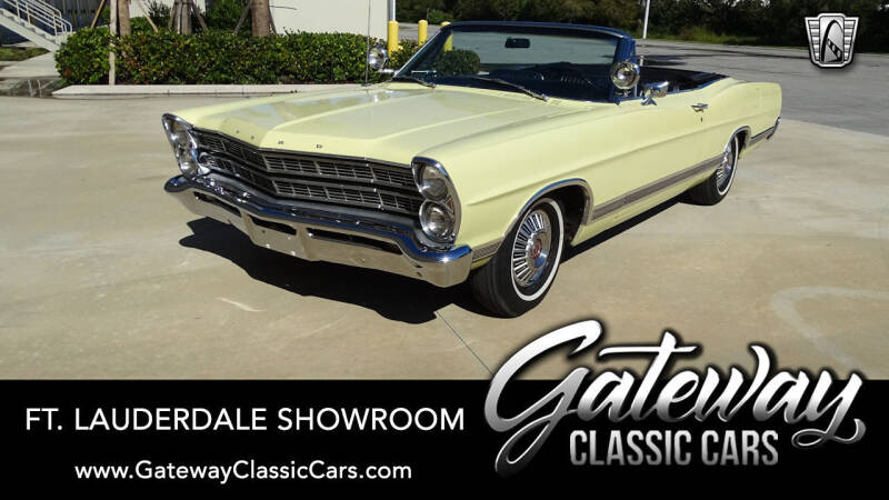 1967 Ford Galaxie for sale in Coral Springs, FL