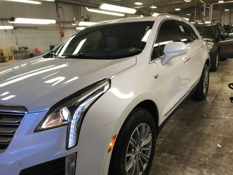 2017 Cadillac XT5 for sale at N Motion Sales LLC in Odessa MO