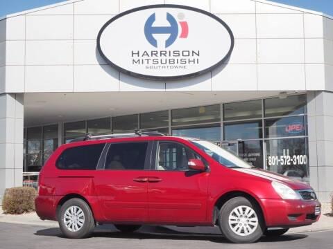 2011 Kia Sedona for sale at Harrison Imports in Sandy UT