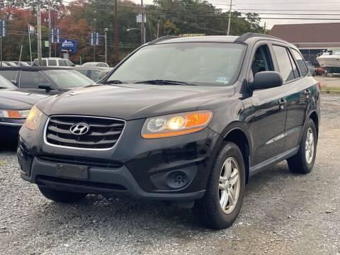 2011 Hyundai Santa Fe for sale at CRS 1 LLC in Lakewood NJ