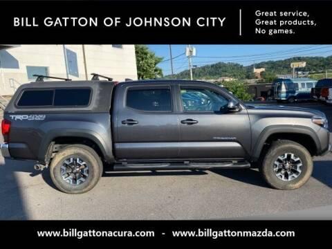 2018 Toyota Tacoma for sale at Bill Gatton Used Cars - BILL GATTON ACURA MAZDA in Johnson City TN