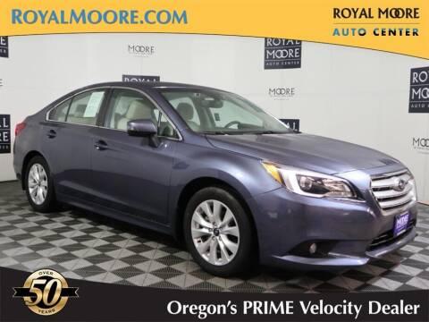 2017 Subaru Legacy for sale at Royal Moore Custom Finance in Hillsboro OR
