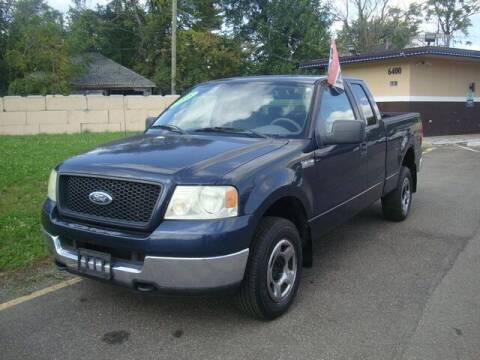 2005 Ford F-150 for sale at MOTORAMA INC in Detroit MI