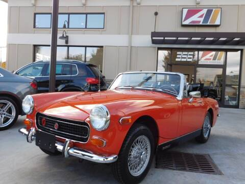 1974 MG Midget for sale at Auto Assets in Powell OH