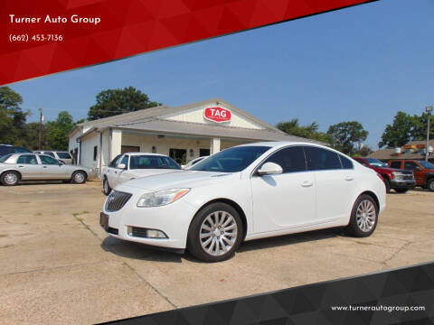 2012 Buick Regal for sale at Turner Auto Group in Greenwood MS