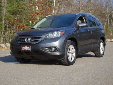 2012 Honda CR-V for sale at Auto Mart in Derry NH