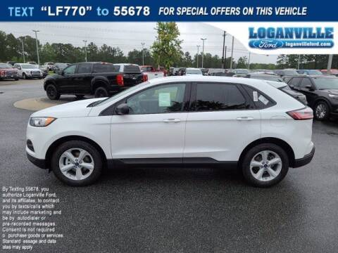 2020 Ford Edge for sale at Loganville Quick Lane and Tire Center in Loganville GA