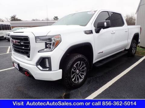 2019 GMC Sierra 1500 for sale at Autotec Auto Sales in Vineland NJ