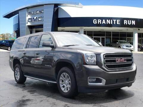 2020 GMC Yukon XL for sale at GRANITE RUN PRE OWNED CAR AND TRUCK OUTLET in Media PA