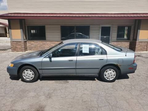 1995 Honda Accord for sale at Settle Auto Sales TAYLOR ST. in Fort Wayne IN