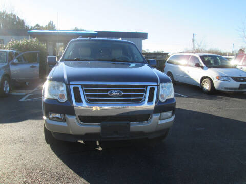2008 Ford Explorer for sale at Olde Mill Motors in Angier NC