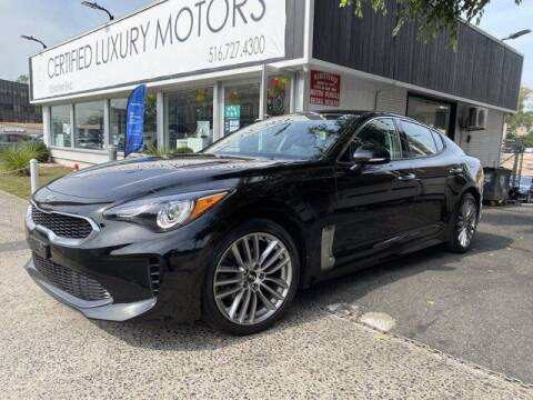 2018 Kia Stinger for sale at CERTIFIED LUXURY MOTORS OF QUEENS in Elmhurst NY