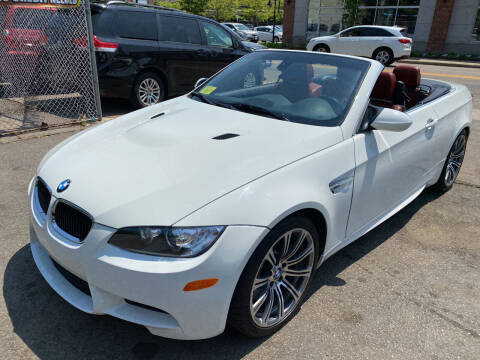 2011 BMW M3 for sale at Polonia Auto Sales and Service in Hyde Park MA