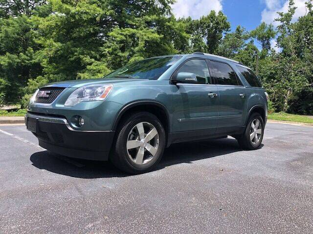 2010 GMC Acadia for sale at Lowcountry Auto Sales in Charleston SC