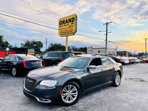 2017 Chrysler 300 for sale at Grand Auto Sales in Tampa FL