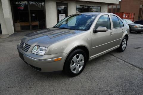 2004 Volkswagen Jetta for sale at PA Motorcars in Conshohocken PA