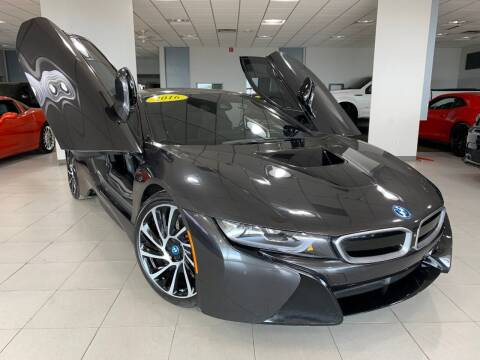 2016 BMW i8 for sale at Auto Mall of Springfield in Springfield IL