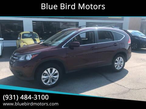 2013 Honda CR-V for sale at Blue Bird Motors in Crossville TN
