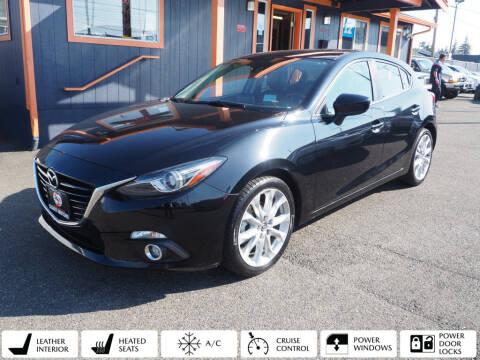 2014 Mazda MAZDA3 for sale at Sabeti Motors in Tacoma WA
