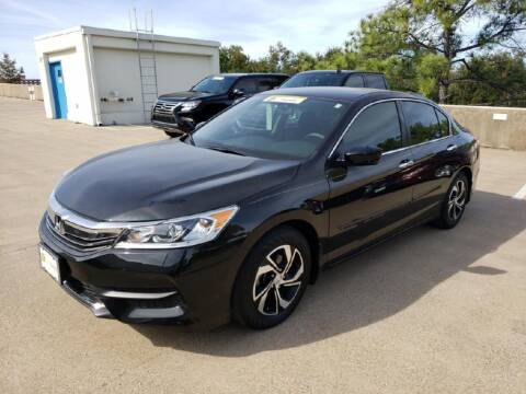 2017 Honda Accord for sale at Global Elite Motors LLC in Wenatchee WA