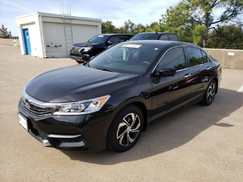 2017 Honda Accord for sale at Global Elite Motors LLC in Wenatchee WA