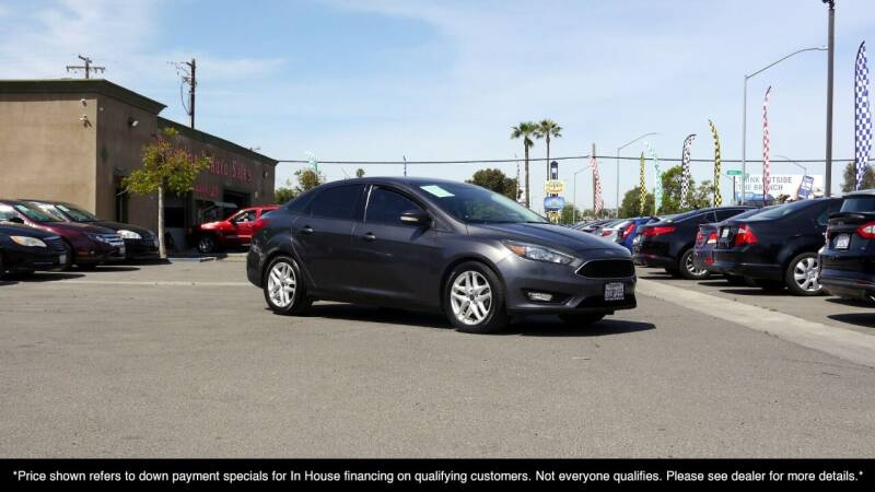 2016 Ford Focus for sale at Westland Auto Sales in Fresno CA