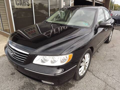 2008 Hyundai Azera for sale at Arko Auto Sales in Eastlake OH