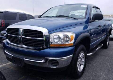2006 Dodge Ram Pickup 1500 for sale at Precision Automotive Group in Youngstown OH