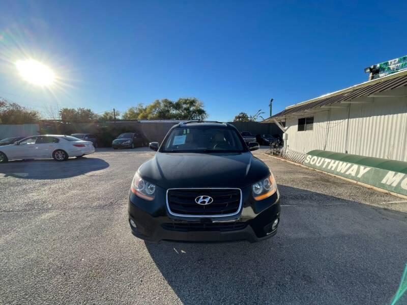 2011 Hyundai Santa Fe for sale at SOUTHWAY MOTORS in Houston TX
