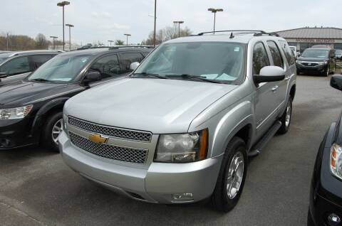 2013 Chevrolet Tahoe for sale at Modern Motors - Thomasville INC in Thomasville NC