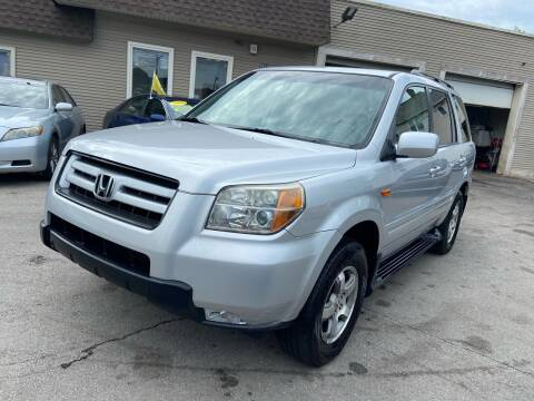 2006 Honda Pilot for sale at Global Auto Finance & Lease INC in Maywood IL