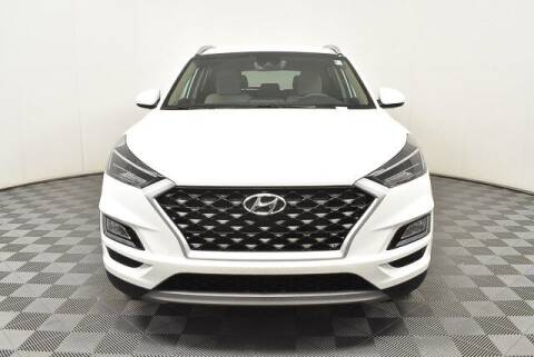 2021 Hyundai Tucson for sale at Southern Auto Solutions-Jim Ellis Hyundai in Marietta GA