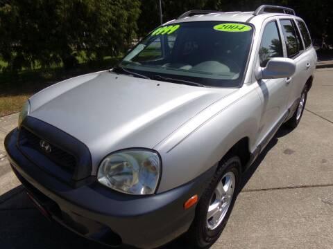 2004 Hyundai Santa Fe for sale at Signature Auto Sales in Bremerton WA