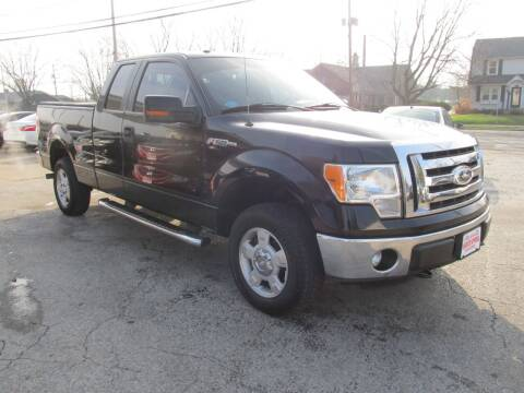2011 Ford F-150 for sale at St. Mary Auto Sales in Hilliard OH
