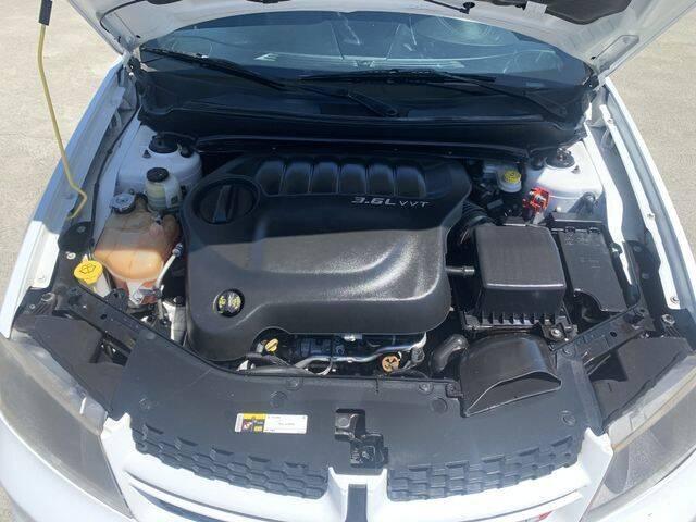 2013 Dodge Avenger SE V6 Sedan 4D - Santa Clara CA