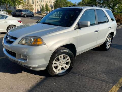 2004 Acura MDX for sale at Your Car Source in Kenosha WI