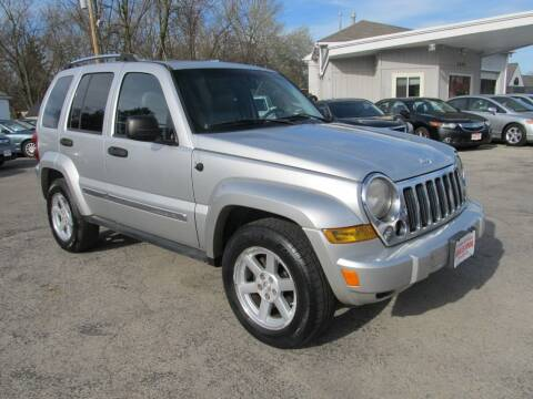 2007 Jeep Liberty for sale at St. Mary Auto Sales in Hilliard OH