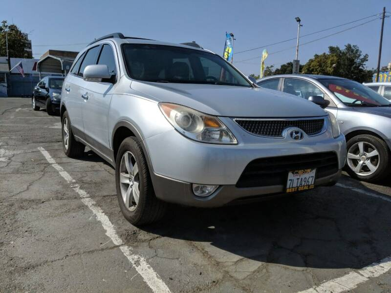 2011 Hyundai Veracruz for sale at Best Deal Auto Sales in Stockton CA