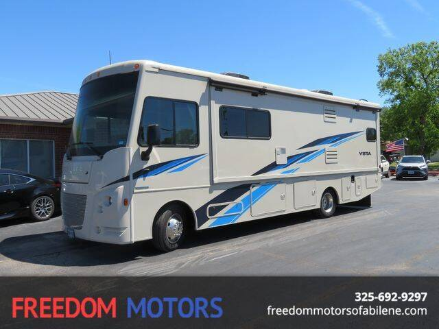 2018 Ford Motorhome Chassis for sale in Abilene, TX