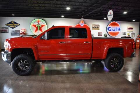 2015 Chevrolet Silverado 2500HD for sale at Choice Auto & Truck Sales in Payson AZ