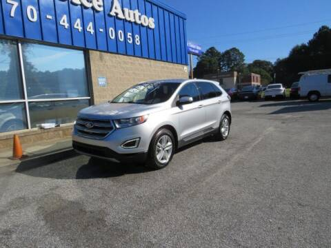 2016 Ford Edge for sale at Southern Auto Solutions - 1st Choice Autos in Marietta GA