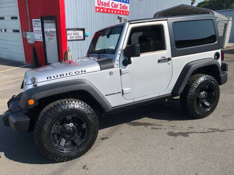 2012 Jeep Wrangler for sale at Affordable Autos at the Lake in Denver NC