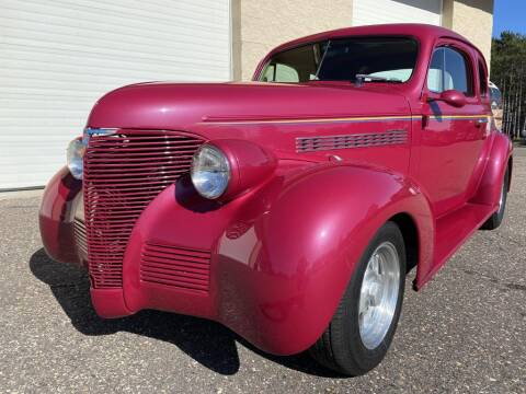 1939 Chevrolet Master Deluxe for sale at Route 65 Sales & Classics LLC - Classic Cars in Ham Lake MN