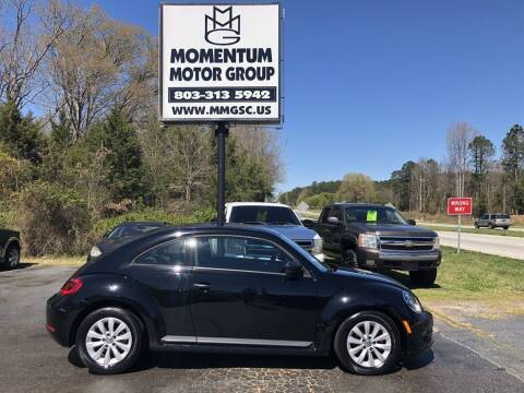2014 Volkswagen Beetle for sale at Momentum Motor Group in Lancaster SC