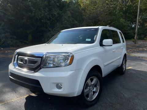 2011 Honda Pilot for sale at Peach Auto Sales in Smyrna GA