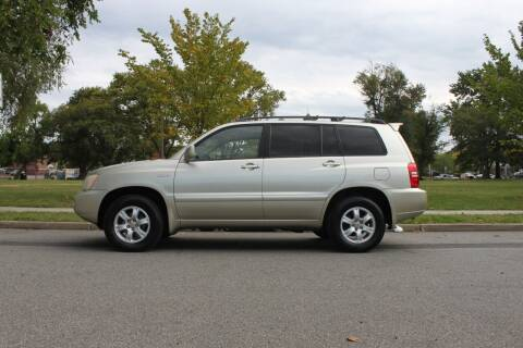 2001 Toyota Highlander for sale at Lexington Auto Club in Clifton NJ